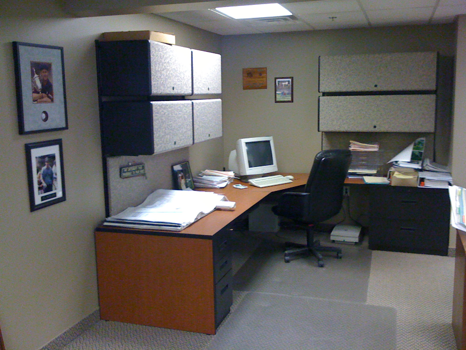 Private offices re dress inc for Office pictures